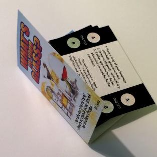 Pocket Sized Test Kits